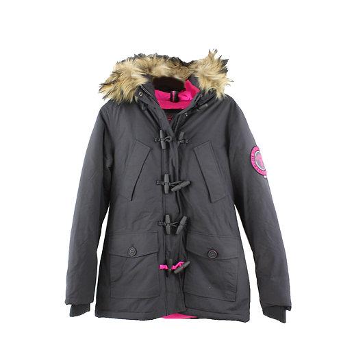 M | SUPERDRY מעיל פוך חדש