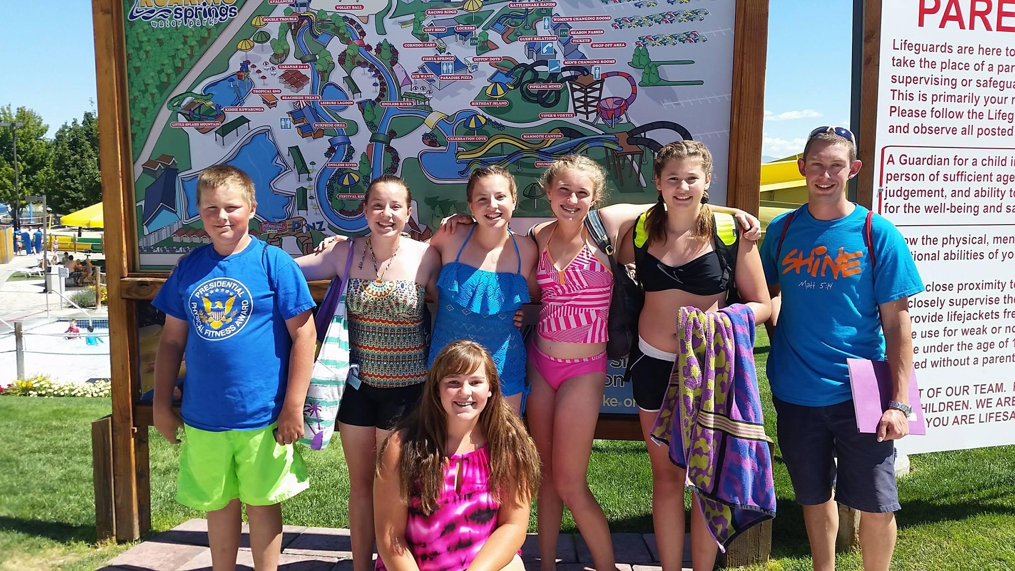 Youth Roaring Springs