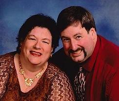 Pastor Dave and Caroline