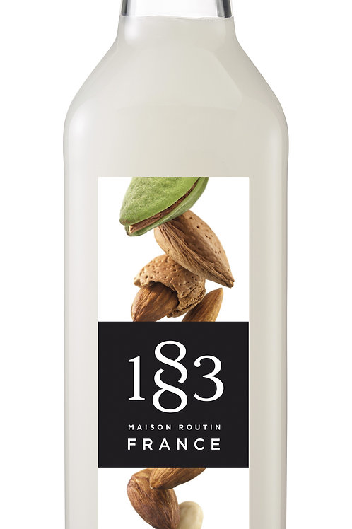 Almond 1883 syrup