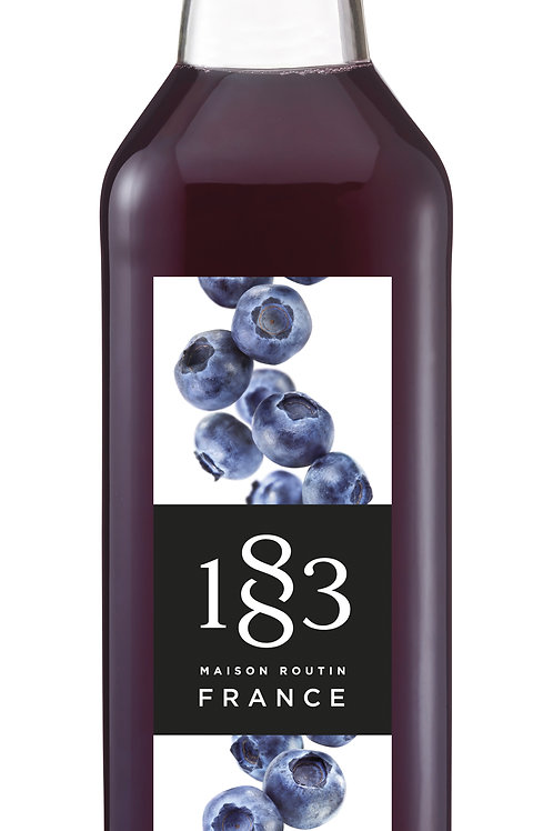Blueberry 1883 Syrup 1L