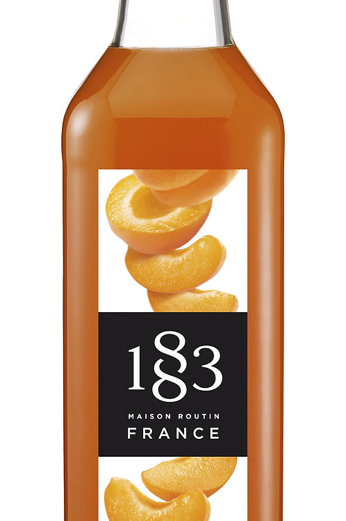 Apricot 1883 syrup