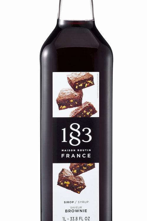 Brownie 1883 Syrup 1L