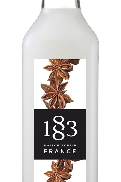 Ansie 1883 syrup 1L