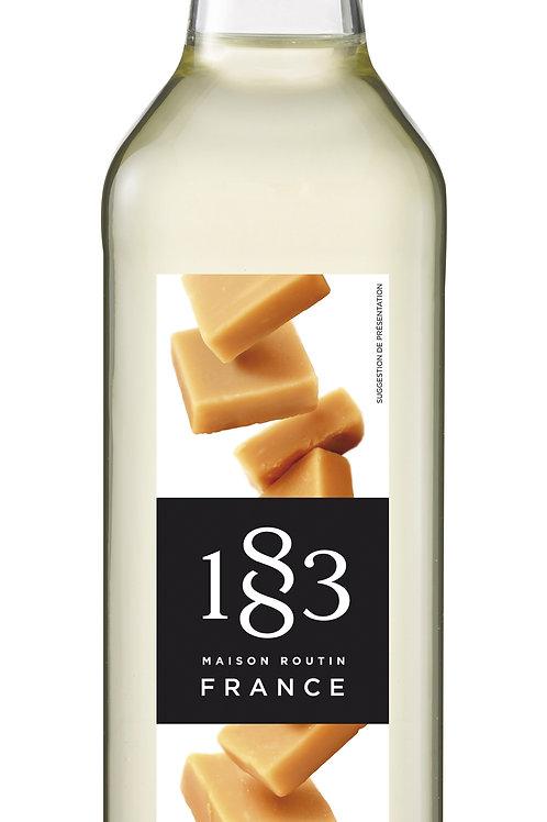 Butterscotch 1883 Syrup 1L