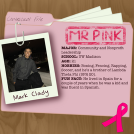 Mark Clady