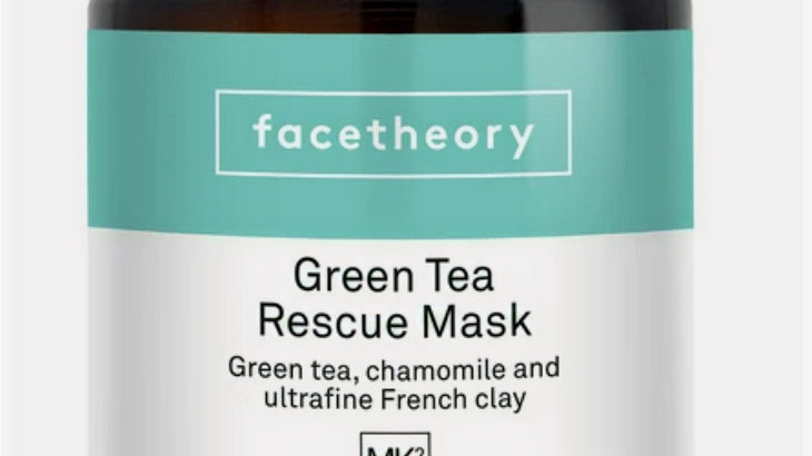Facetheory Green Tea Rescue Mask 180ml MK2