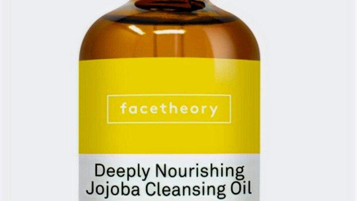 Facetheory Deeply Nourishing Jojoba Cleansing Oil 100ml O4