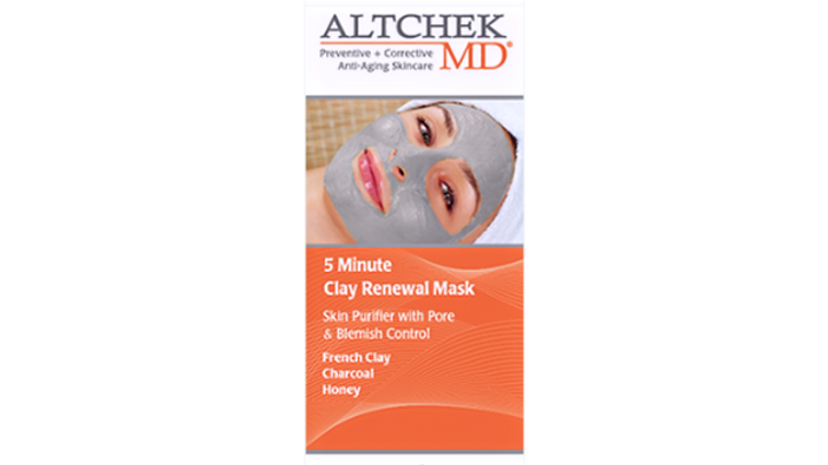 ALTCHEK MD 5-15 MINUTE CLAY RENEWAL MASK 100g