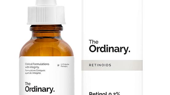 The Ordinary Retinol 0.2% in Squalane 30ml