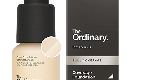 Coverage Foundation (1.0 NS)  30ml