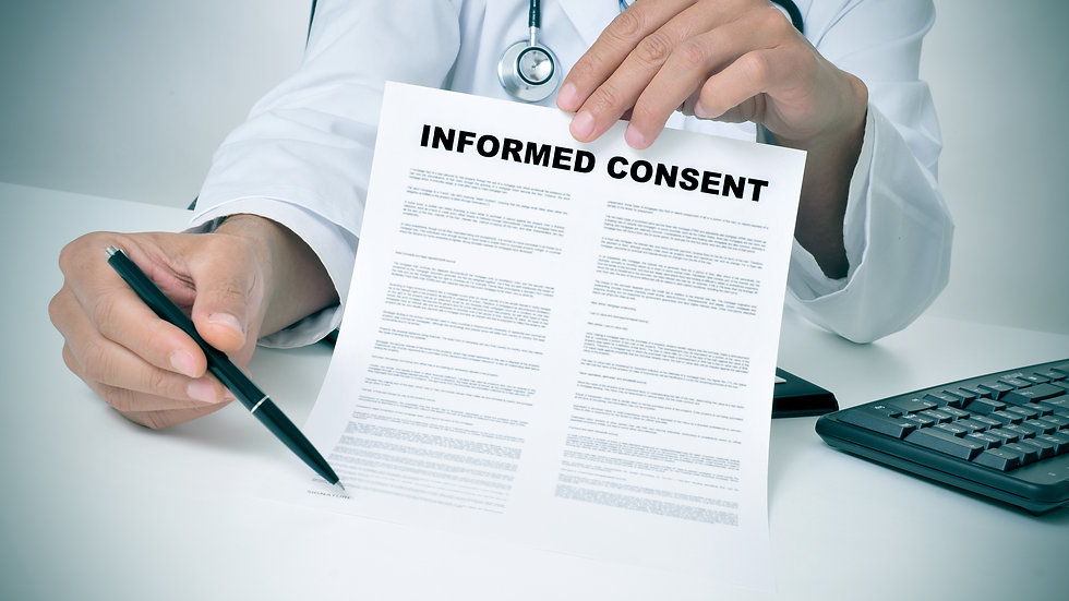 Covid-19 Client Consent Form