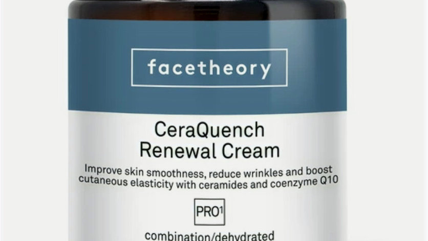Facetheory Ceraquench Renewal Cream 50ml Pro1