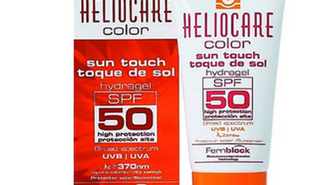 Heliocare Color Sun Touch Toque de Sol SPF 50 50ml