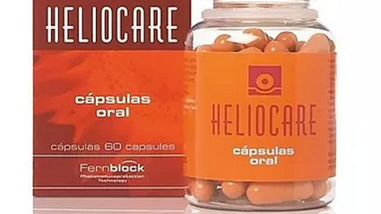 Heliocare Oral Capsules 60 Pack