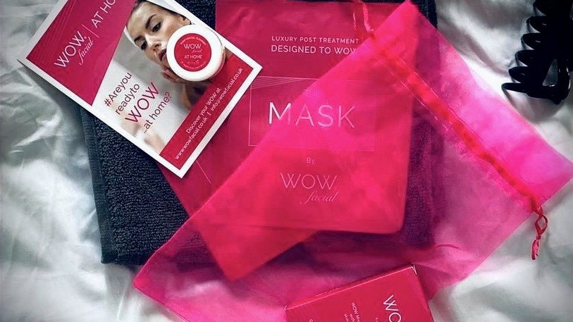 Wow Facial Home Facial/Needling Pack
