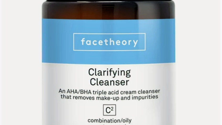 Facetheory Clarifying Cleanser C2 180ml (Unscented)
