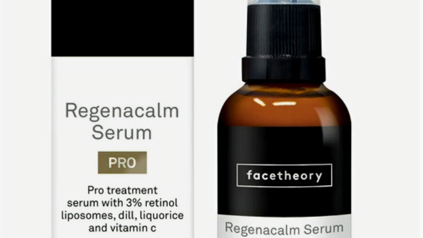 Facetheory Regenacalm Serum Pro 3% Retinol 30ml S1
