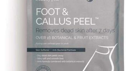 BeautyPro Foot & Callous Peel (One Pair)