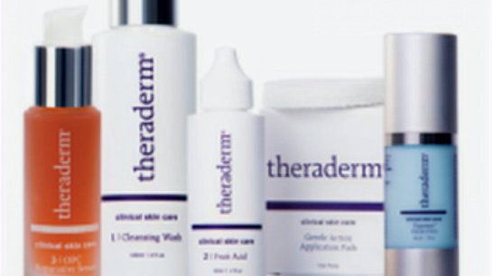 Theraderm Anti-Ageing System with Eternox Peptide Creme