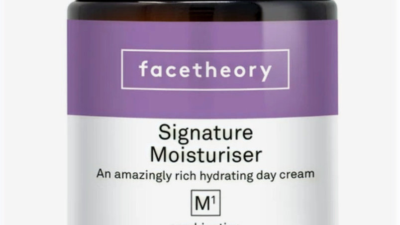 Facetheory Signature Moisturiser 50ml M1