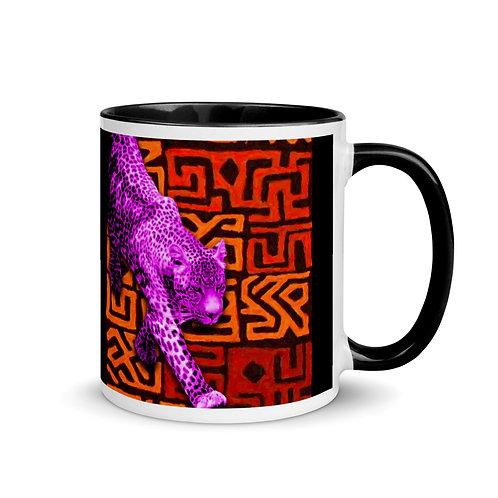 Caddelle Big 5 Leopard Mug