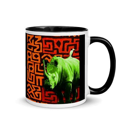Caddelle Big 5 Rhino Mug