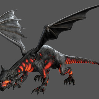 Dragon game model
