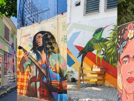Eye-Catching Murals in Kingston: Jamaica's Creative Capital
