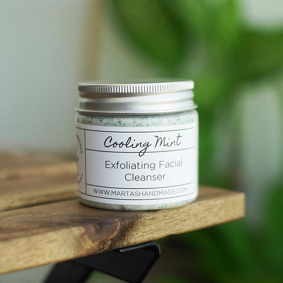 Cooling Mint Exfoliating