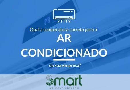 Qual a temperatura correta para o ar condicionado em um escritório ou no trabalho?