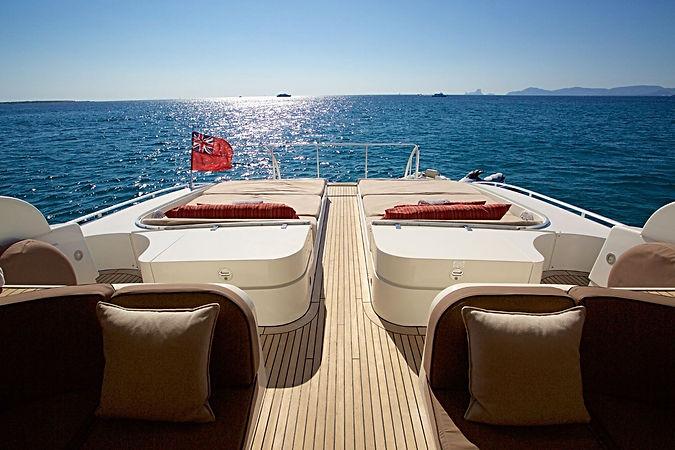 Yacht charters Ibiza