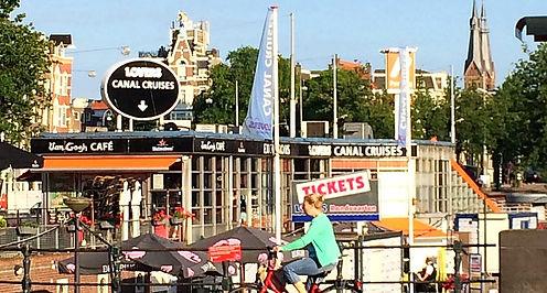 Bike hire Amsterdam