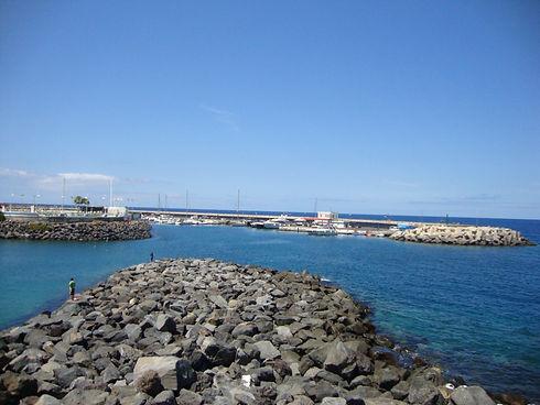 Puerto Colon Tenerife