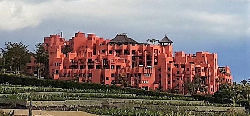 Abama private 5 star hotel