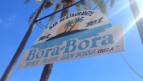 bora bora beach ibiza