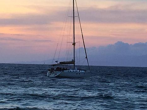 yacht hire Mykonos