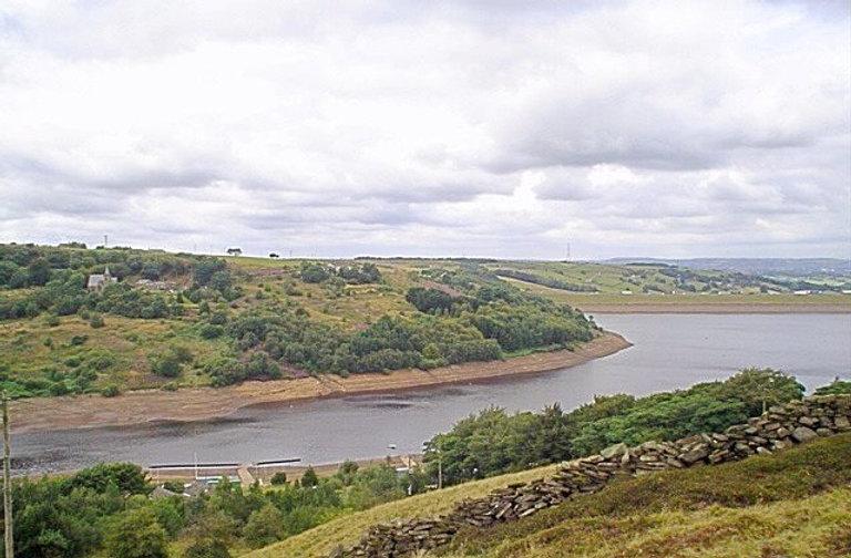 scammonden water Yorkshire