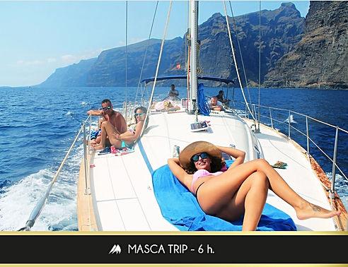 Big Smile charters Tenerife