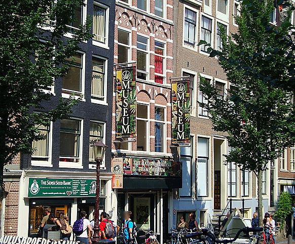 Hemp museum Amsterdam
