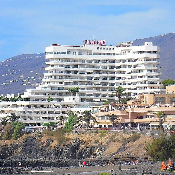 villamar hotel Tenerife