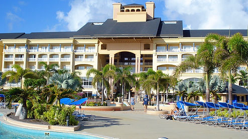 Marriot Hotel St Kitts and Nevis