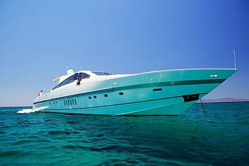luxury yacht charters Ibiza
