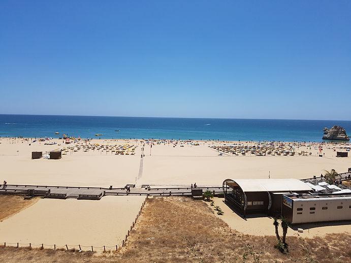 portimao beach algarve