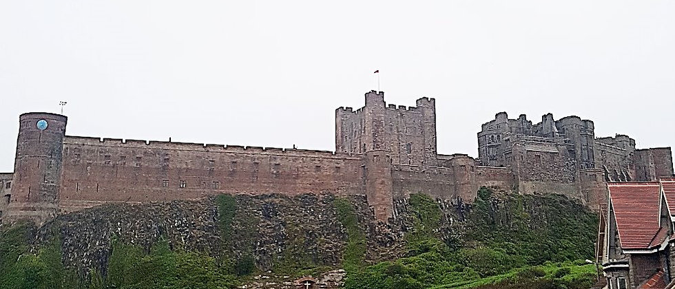 Bamburgh Castle England
