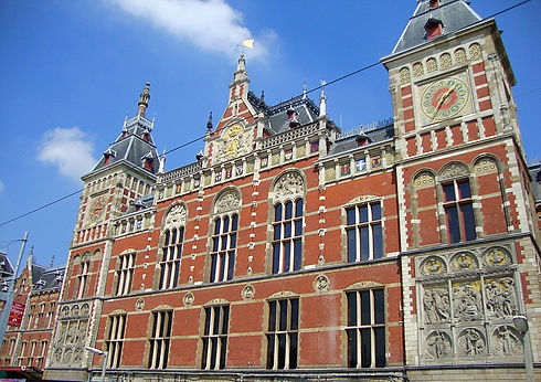 Central Statiom Amsterdam