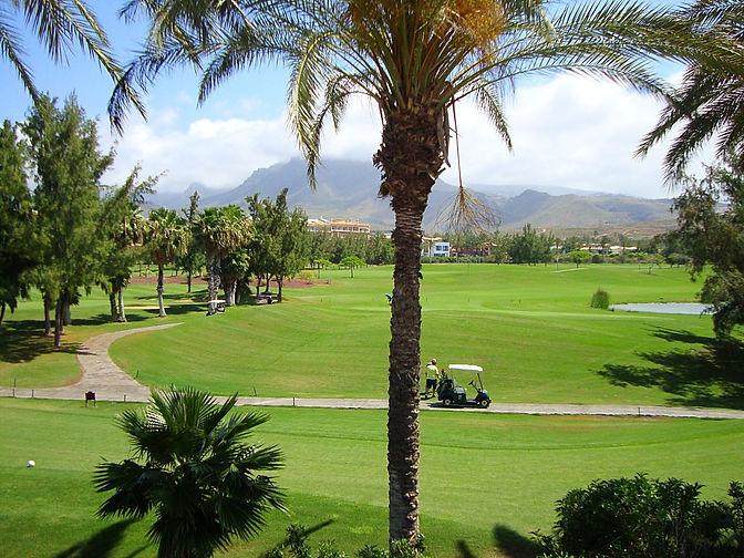 Playa de Las Americas golf course Tenerife