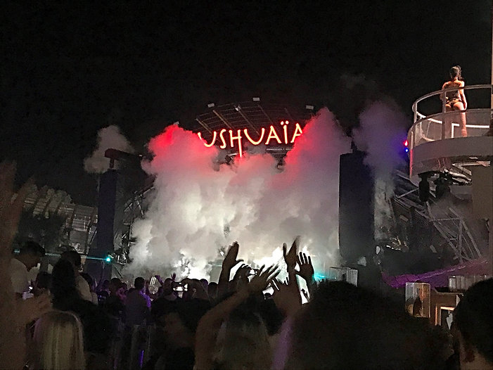 Ushuaia Ibiza Trips of a Lifetime