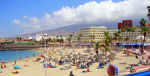 Vista Sur beach Tenerife