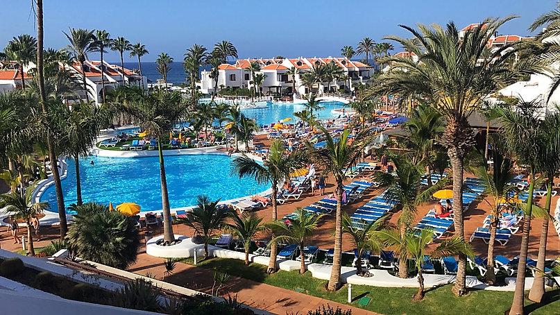 parque de santiago Tenerife